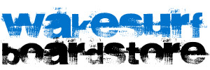 Wakesurf Board Store Logo