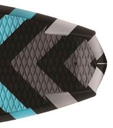 Hyperlite Wakesurfer Diamond Tail Design
