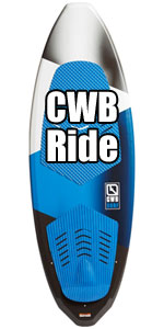 CWB Wakesurfer for Beginners