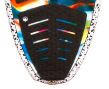 Rounded Diamond Tail on Liquid Force Swami Wakesurf Board